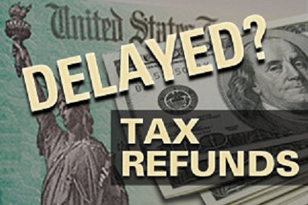 Tax Delay 2017. Find out why millions of tax refunds will be delayed this year